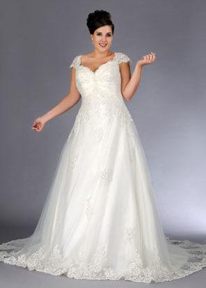 Curvaceous Brides