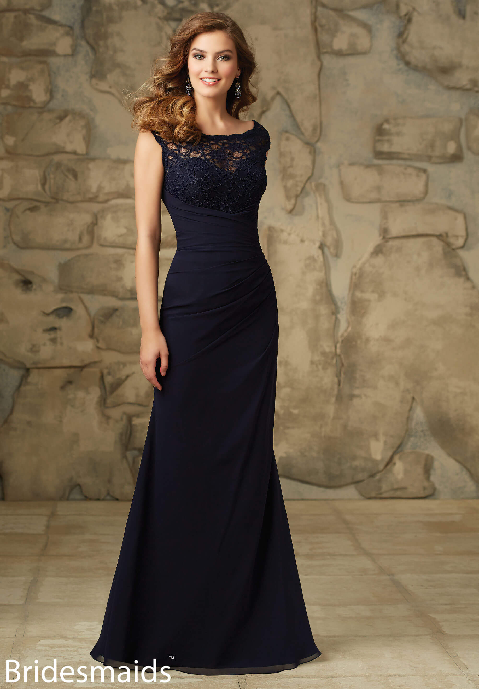 Ml105 bridesmaid dress bridal affair international 105 0035 ombrellifo Image collections