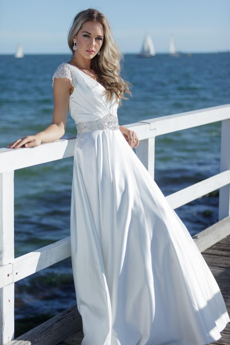Tamsin wedding gown | Bridal Affair International